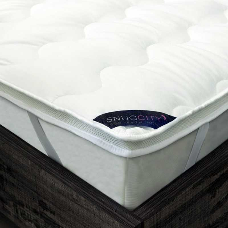 Mattress Topper Dual Layer