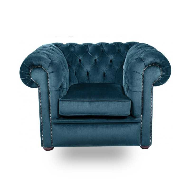 Chesterfield Club Chair - Snug City