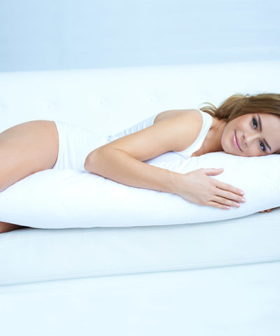 Bolster Pregnancy NonAllergenic pillow 03