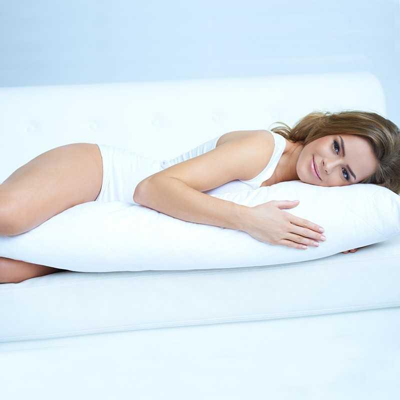Bolster Pregnancy NonAllergenic pillow 03