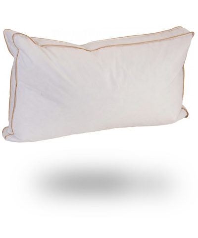 Luxury Goose Feather Pillow snugcitycouk