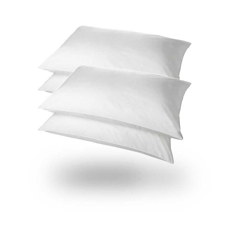Superbounce Hollowfibre Packs Pillows Pack 4