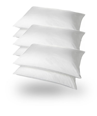 Superbounce Hollowfibre Packs Pillows Pack 6