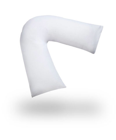 V Shape pregnancy Pillow Polycotton Cover