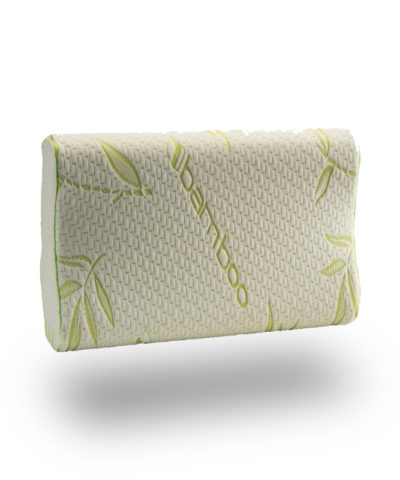 bamboo memory pillow snugcity