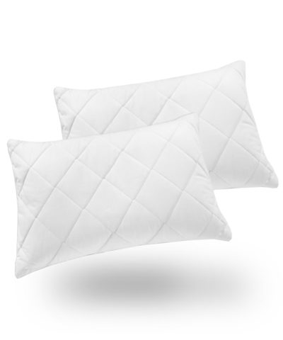 Adelia Non Allergenic Quilted Pillow Pair