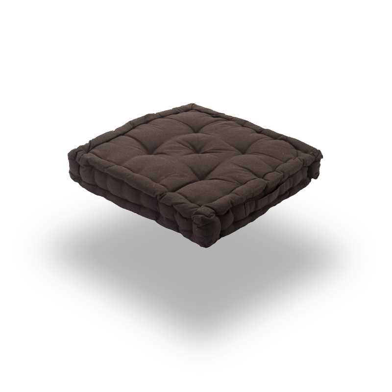 Snug Chrocolate Square Seat Pads