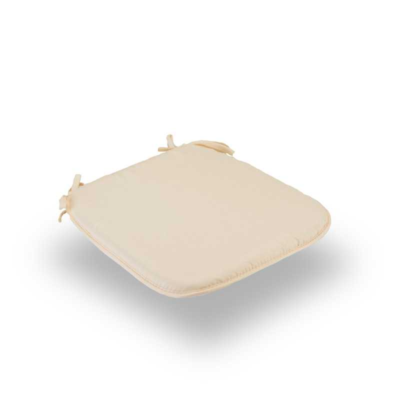 Snug Cream Square Seat Pads Normal