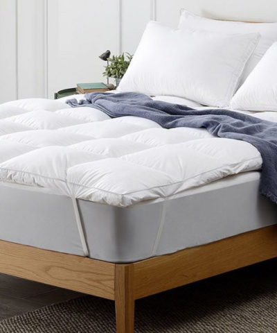 Snug Duck Feather And Down Luxury Mattress Topper