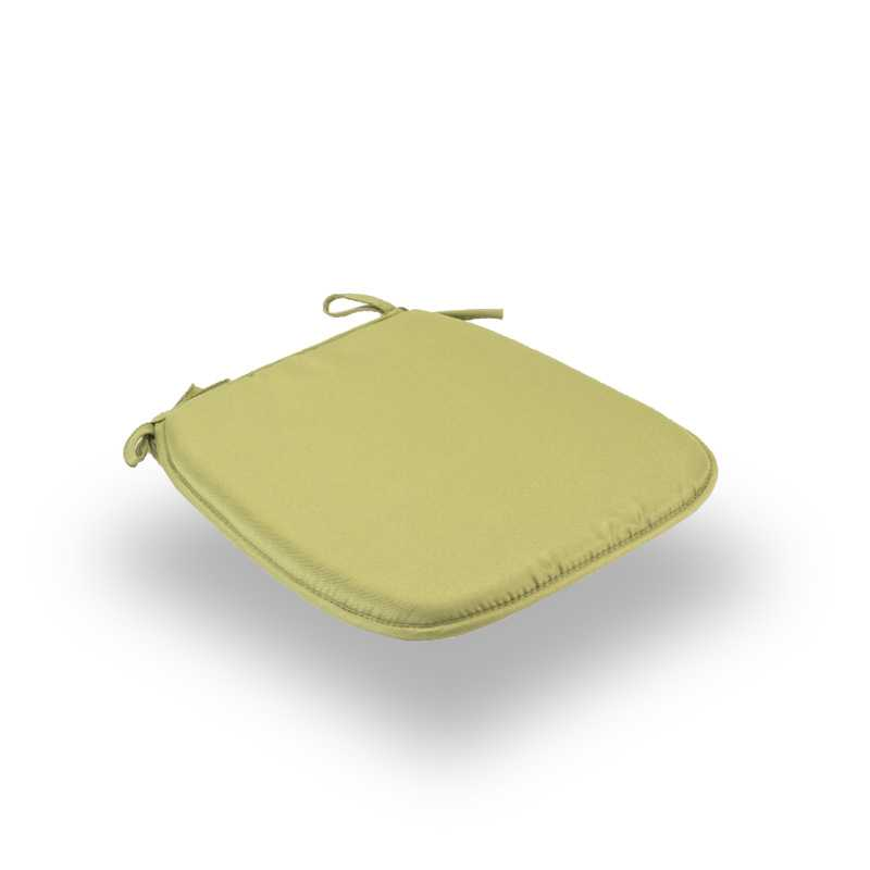 Snug Green Square Seat Pads Normal