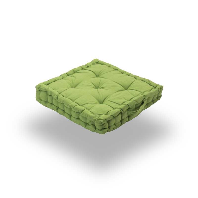 Snug Green Square Seat Pads