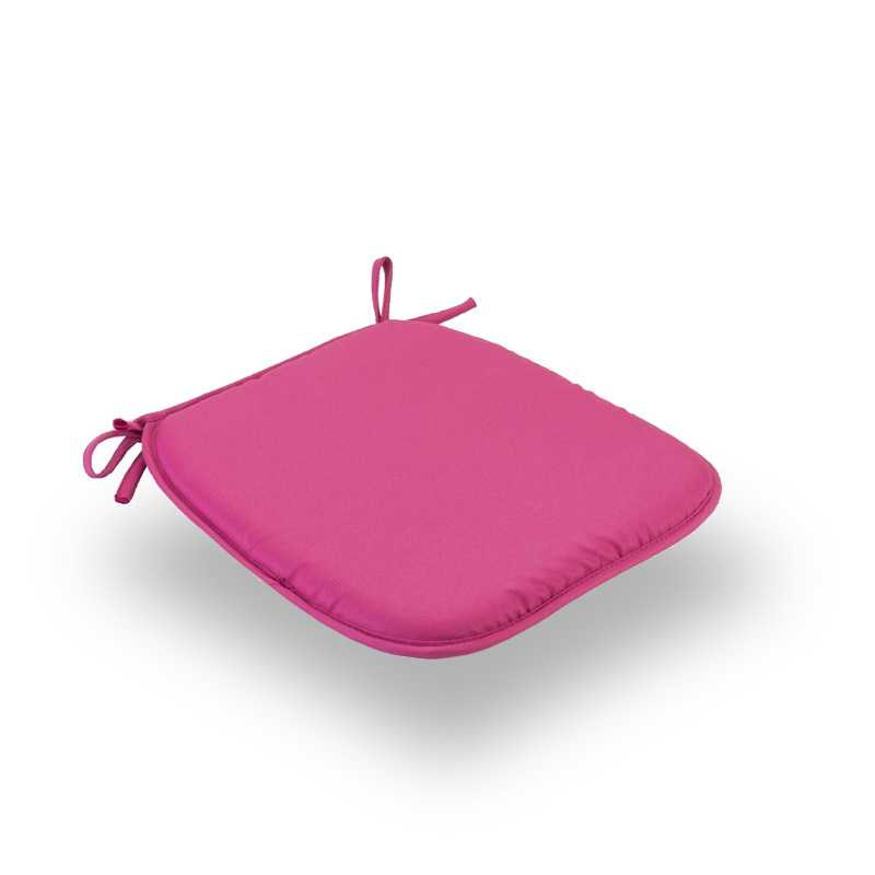 Snug Pink Square Seat Pads Normal