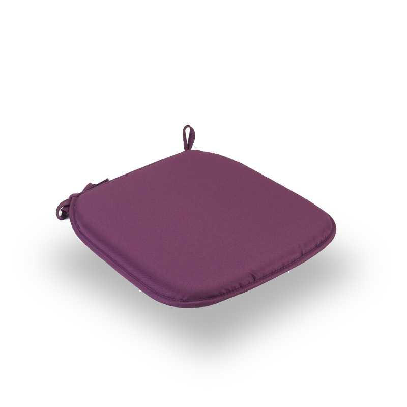 Snug Purple Square Seat Pads Normal