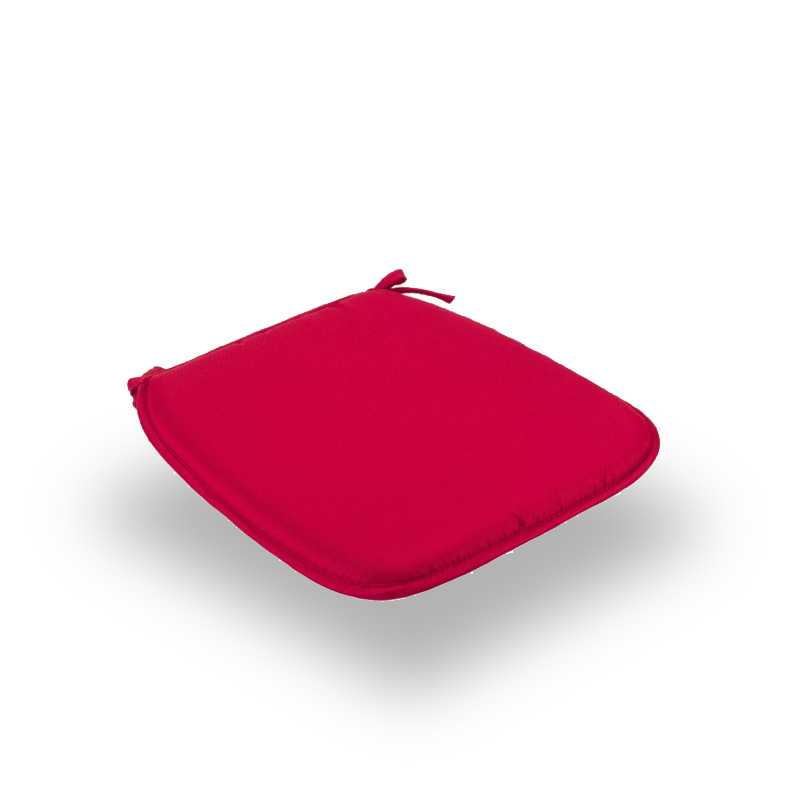 Snug Red Square Seat Pads Normal