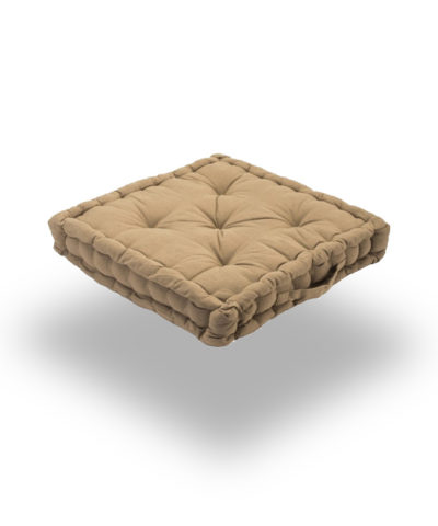 Snug Tan Square Seat Pads