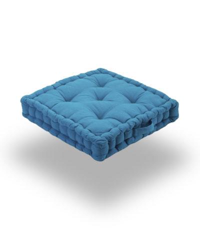 Snug Teal Square Seat Pads 1