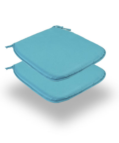Snug Teal Square Seat Pads Normal Pack