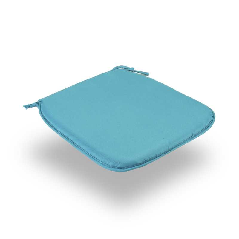 Snug Teal Square Seat Pads Normal